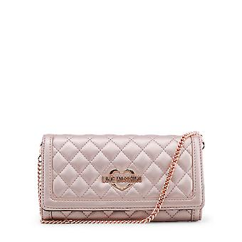 Love Moschino Women Wallets Pink
