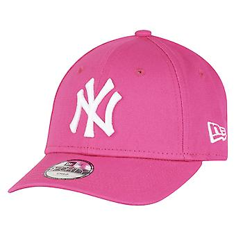 New era 9Forty stretched girl KIDS Cap - NY Yankees pink