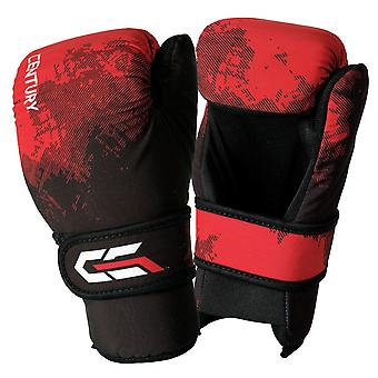Siglo C-Gear lavable punto Sparring guantes rojo/negro