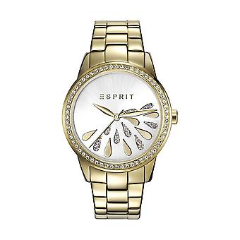ESPRIT ladies watch wristwatch Avery gold stainless steel ES107312007