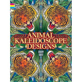 Dover Publications-Animal Kaleidoscope Designs