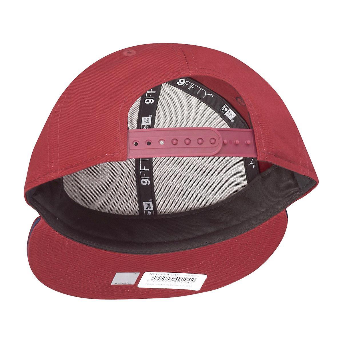 classic fit c1a8f a7e49 New era 9Fifty Snapback Cap - Cleveland Cavaliers Red