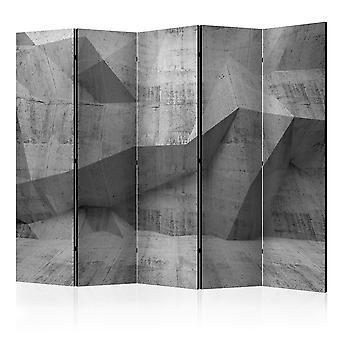Skærmvæg - Concrete Geometry II [Room Dividers]