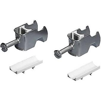 Cable clip Steel plate Rittal DK 7077.000 25 pc(s)