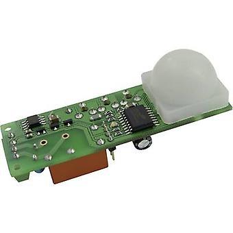 B+B Thermo-Technik PIR-ASIC-FRES PIR Light Sensor With Timer Operating voltage 11 - 15 Vdc N/A Temperature range -20 -