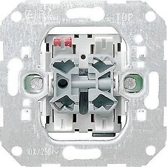 GIRA sette lukkerhastighet bytte Standard 55, E2, Event Tranparent, E