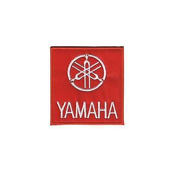Yamaha Iron-On/Sew-On Cloth Patch Sq