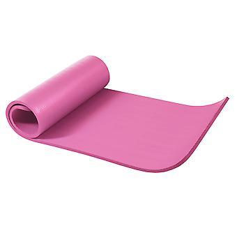 Yogamatte Pink 190 x 60 x 1,5 cm
