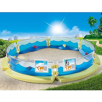 Playmobil familien sjov Aquarium kabinet