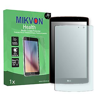LG G Pad II 8.3 LTE Screen Protector - Mikvon Health (Retail Package with accessories)