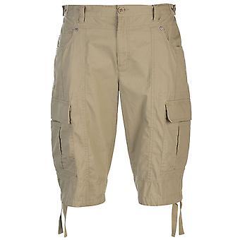 Firetrap Mens Cargo Short Shorts Pants Trousers Bottoms