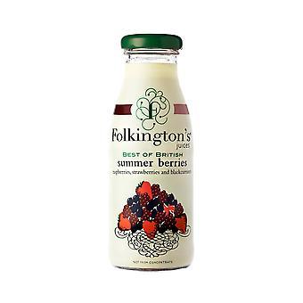 Folkingtons Sommer Beeren Saft