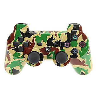 Ps3 Wireless Controller-Camo D