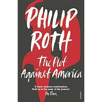 مؤامرة ضد أميركا فيليب روث-كتاب 9780099478560