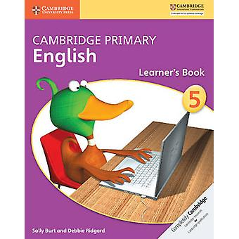Cambridge Primary English Stage 5 Learner's Book by Sally Burt - Debb