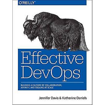 効果的な DevOps - コラボレーション - 親和性の文化を構築します。