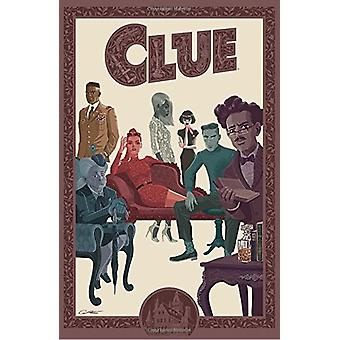 Clue by Paul Allor - 9781684051182 Book