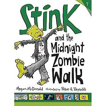 Stinken und Mitternacht Zombie Walk (Gestank