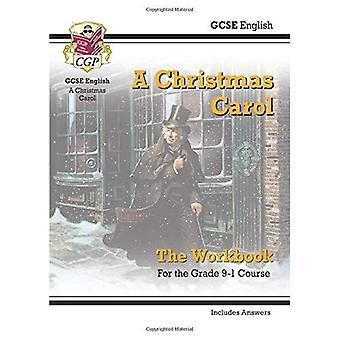 Nuovo grado GCSE 9-1 inglese - una cartella di lavoro del Carol di Natale