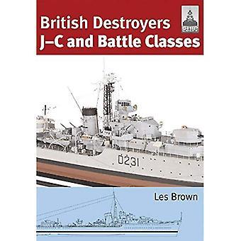 ShipCraft 21: British Destroyers: J-C and Battle Classes