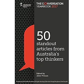 The Conversation Yearbook 2017: 50 articles that informed public debate