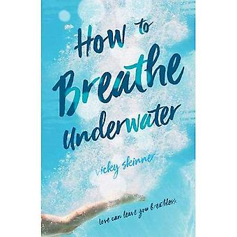 Como respirar debaixo d'água