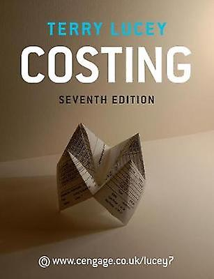 Costing by Lucey & Terry