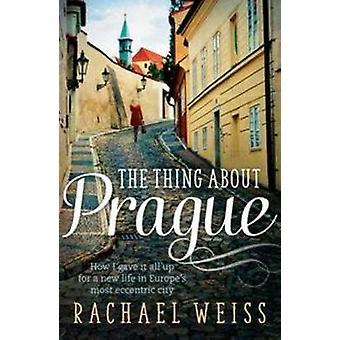 Het ding over Praag door Rachael Weiss - 9781760111021 boek