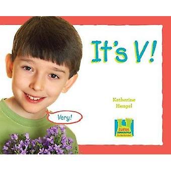 It's V! by Katherine Hengel - 9781604536096 Book