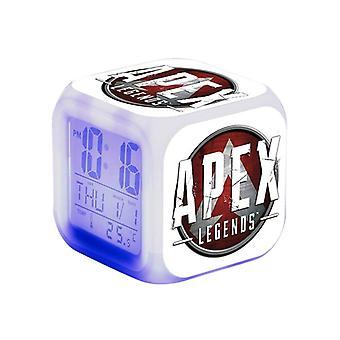 Digital Väckarklocka - Apex Legends, Emblem Logotype