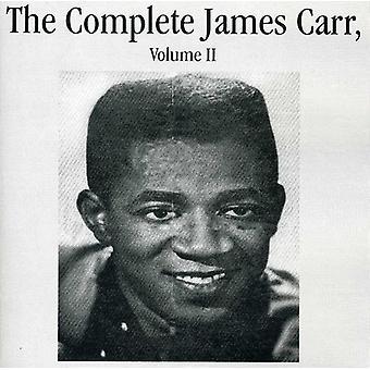 James Carr - Vol. 2 komplette James Carr [CD] USA import