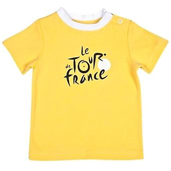Tour de France Baby Leader T-shirt | Gelb | 2019