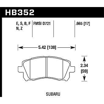 Hawk Performance HB352B. 665 HPS 5,0