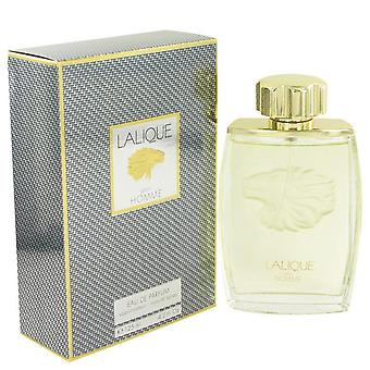 Lalique Eau De Parfum Spray (Lion) By Lalique 125 ml