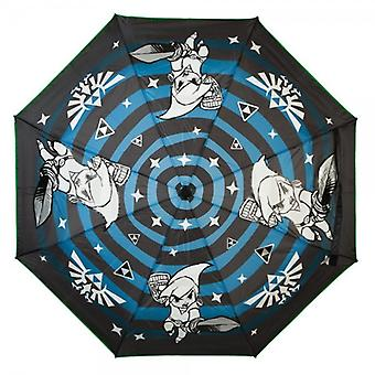 Umbrella - Nintendo - Zelda Liquid Reactive New um54gyntn