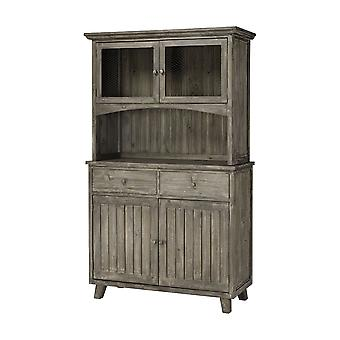 Renaissance invention cabinet - base and hutch
