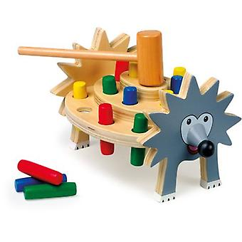 Legler Bank To Hit  hedgehog  (Toys , Preschool , Babies , Early Childhood Toys)