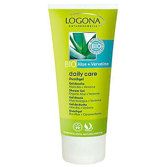 Logona Daily Verbena Shower Gel