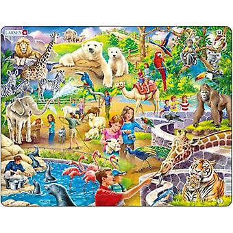 Larsen Zoo (Kids , Toys , Table Games , Puzzles)