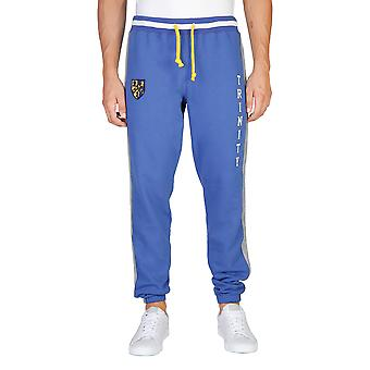 Oxford University Trainingsanzug Hose Herren Blau