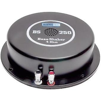 Car subwoofer passive 160 mm 200 W Sinustec ST-BS 250 4 Ω