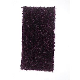 Purple Spider Shaggy Rug Palmas