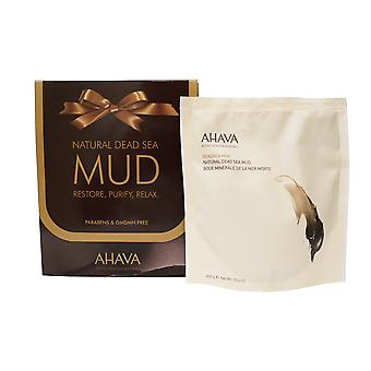 Ahava Natural Dead Sea Mud Gift Box, 13.6 Oz