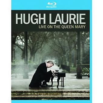 Hugh Laurie - Live på Queen Mary [BLU-RAY] USA import