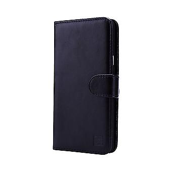 Book wallet case + stylus for Samsung Galaxy C5 - Black