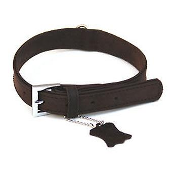 Freedog Fur collar 25mm x 57cm (Chiens , Equipement , Colliers)