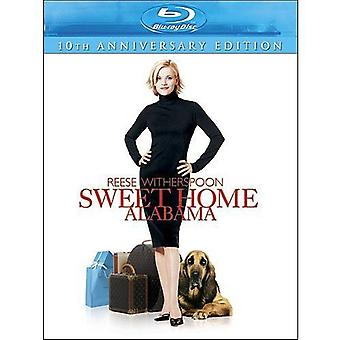 Sweet Home Alabama [BLU-RAY] USA importerer