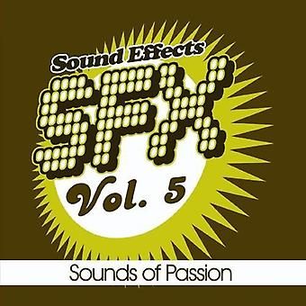Sfx-Sounds of Passion - Vol. 5-Sfx-Sounds of Passion [CD] USA import