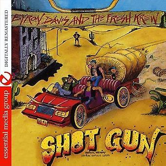 Byron Davis & the Fresh Krew - Shotgun [CD] USA import
