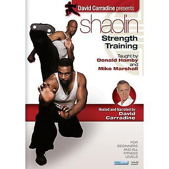 David Carradine - Shaolin Strength Training [DVD] USA import